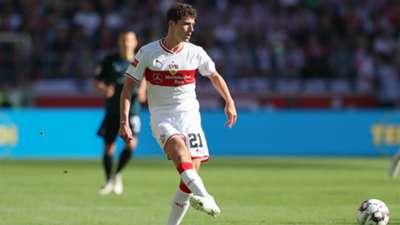Benjamin Pavard VfB Stuttgart 2018