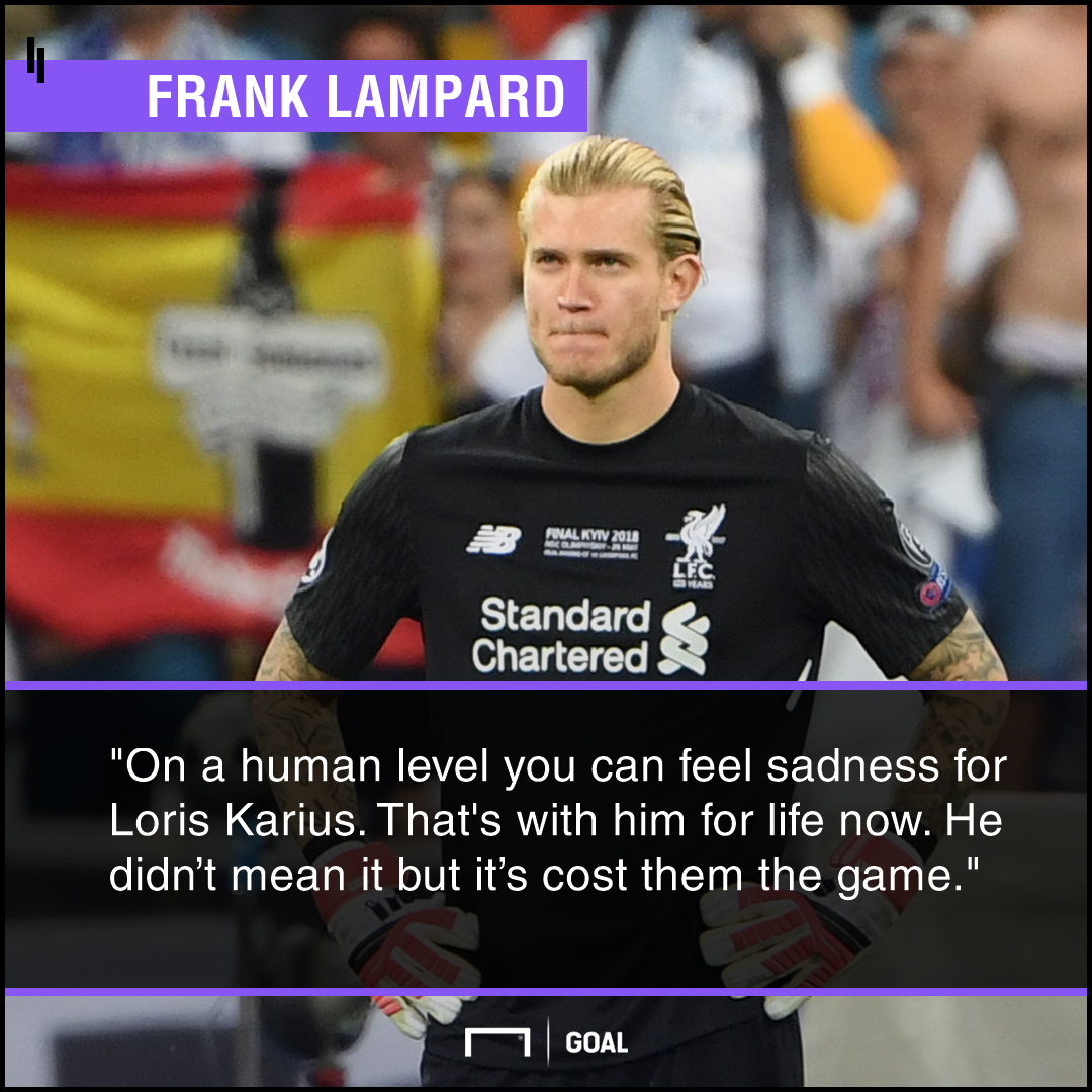 Loris Karius Frank Lampard PS