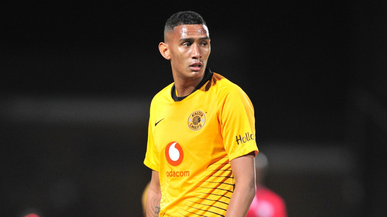 Mario Booysen of Kaizer Chiefs September 2018