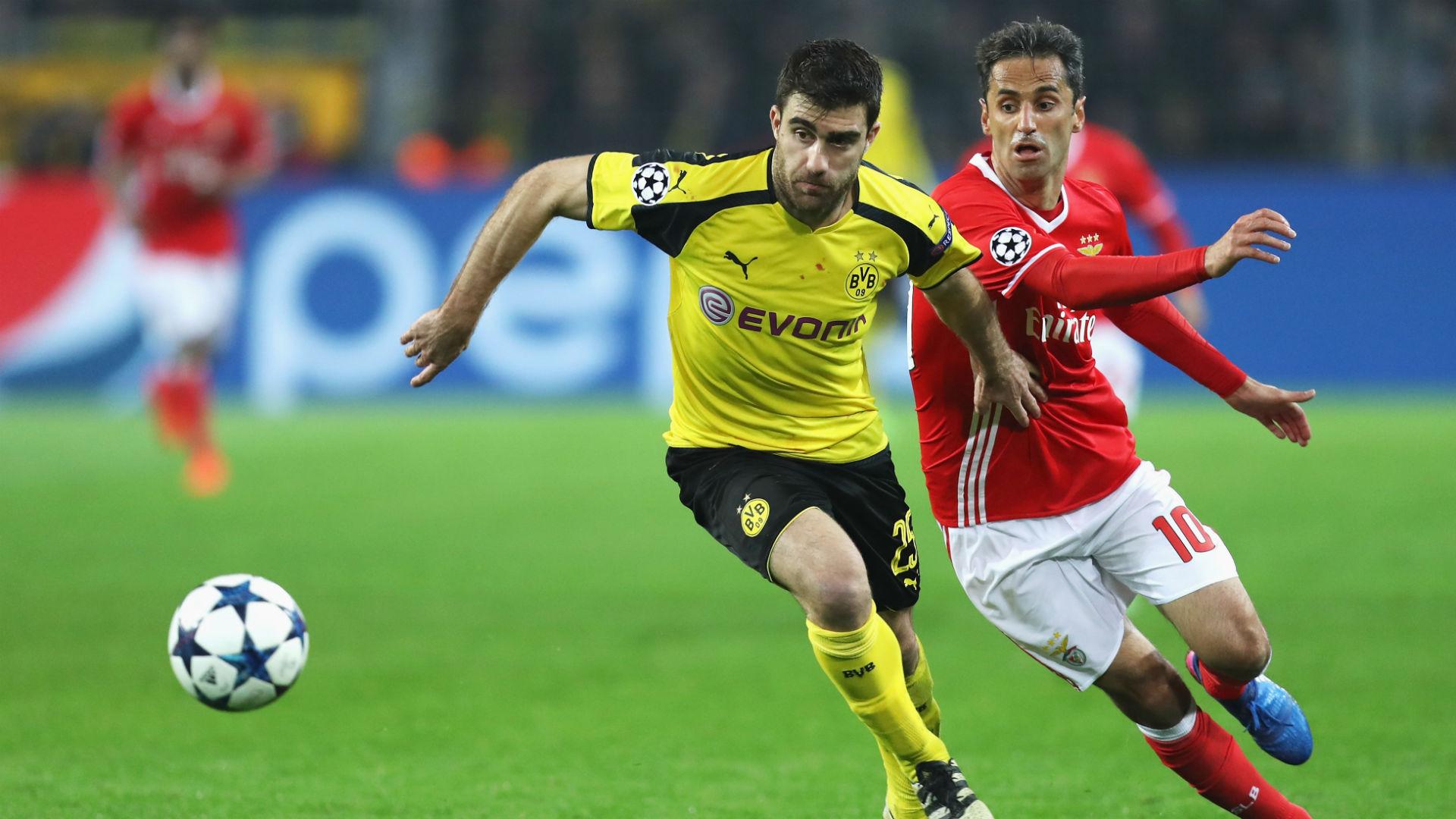 Sokratis Papastathopoulos Borussia Dortmund