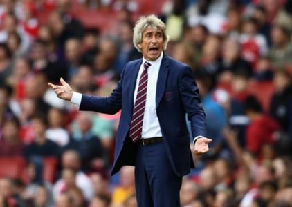 Manuel Pellegrini West Ham United