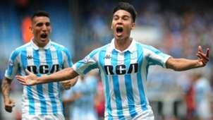 Pol Fernandez Racing San Lorenzo Fecha 10 Superliga Argentina