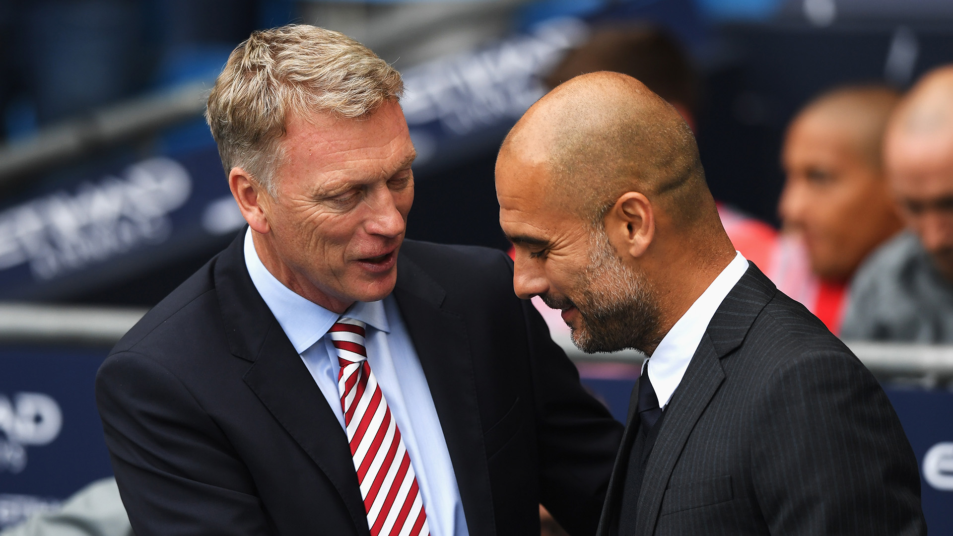 Manchester City have weaknesses - Moyes
