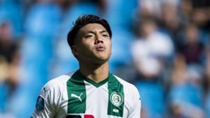 Ritsu Doan, FC Groningen, 08122018