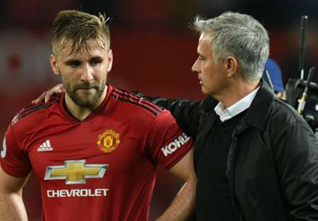 Shaw kept telling me 'I'm not the player you want' – Mourinho