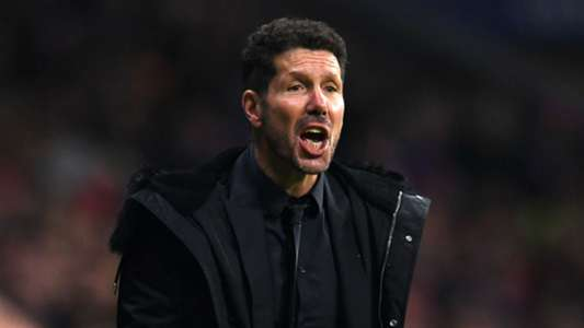 Diego Simeone Atletico Madrid 2018