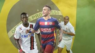 Neymar, Ronaldo, & 15 Pemain Termahal Brasil