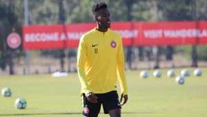 Bruce Kamau Western Sydney Wanderers