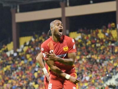 Ugo Ukah, Selangor, Malaysia Cup, 04072017