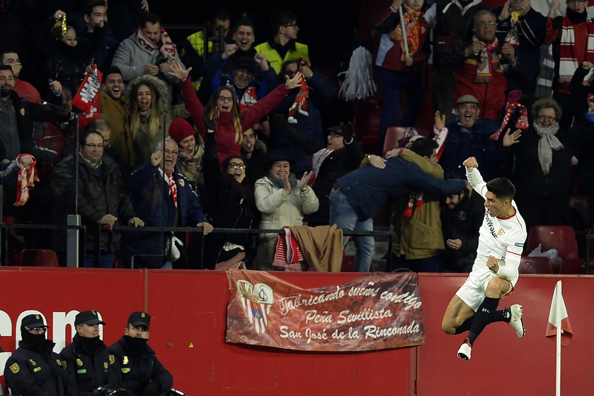 Correa Sevilla Leganes Copa del Rey