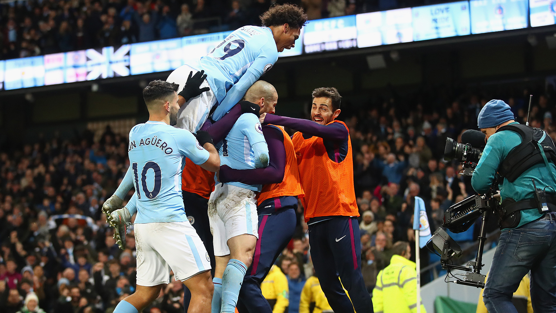 Manchester City West Ham United 03122017