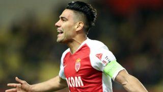 Radamel Falcao Monaco Bordeaux Ligue 1 09032018