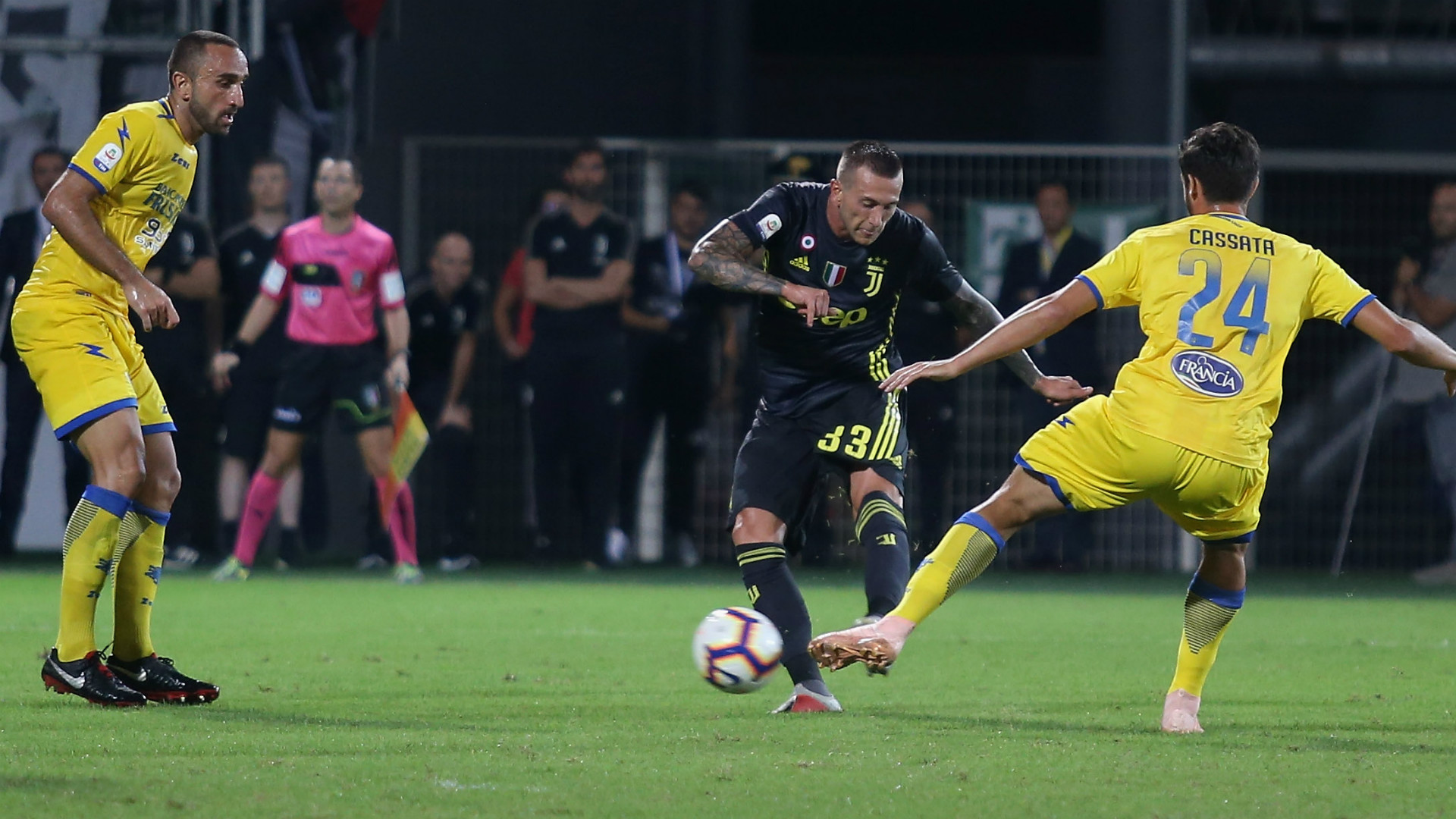 Juventus, l'analisi tattica di Serse Cosmi: