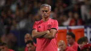 Jose Mourinho Manchester United 26072018