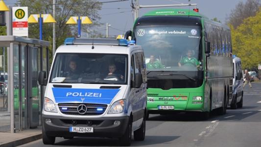 Hannover gegen braunschweig polizei sucht kuhfu schl ger for Pokale hannover