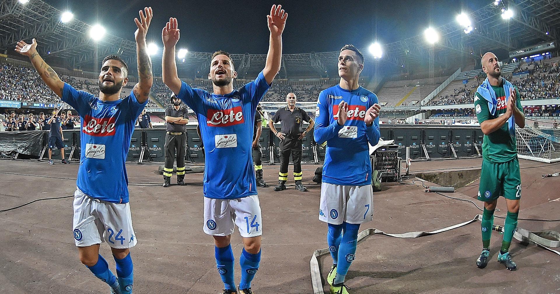 Sarri e progetta un Napoli inedito: