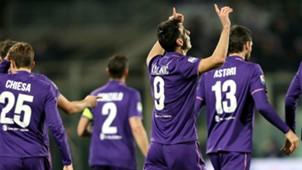 Kalinic Fiorentina Sassuolo Serie A