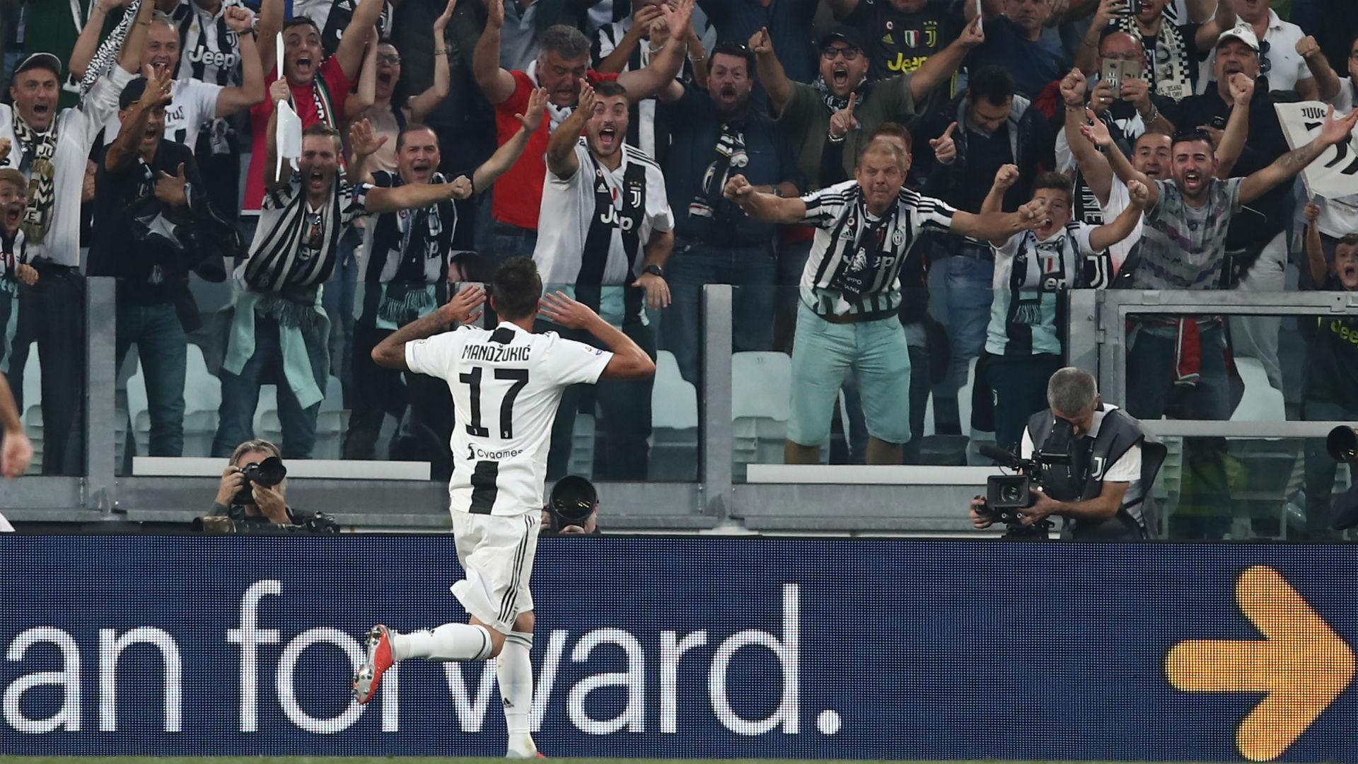 Les mots gentils d'Ancelotti à Ronaldo — Juventus-Naples