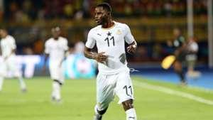 Mubarak Wakaso of Ghana