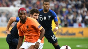 Ryan Babel Netherlands France 10092018