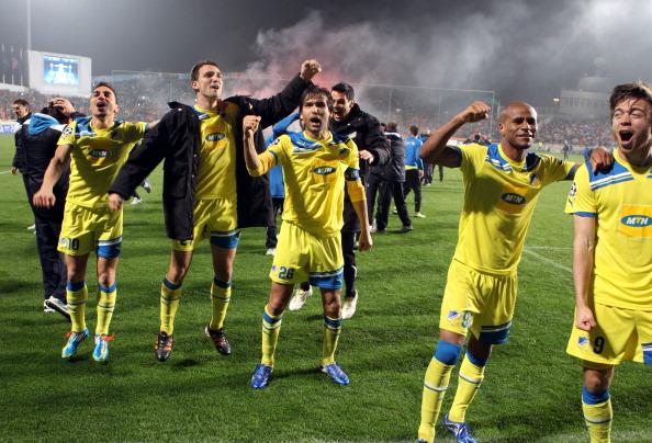 APOEL Nicosia Champions League 2012