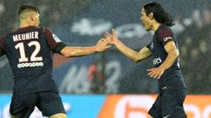 Edinson Cavani PSG Guingamp Ligue 1 29042018