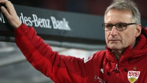 Michael Reschke VfB Stuttgart Bundesliga 08112017