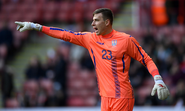 Lunin, nouveau gardien du Real Madrid — OFFICIEL
