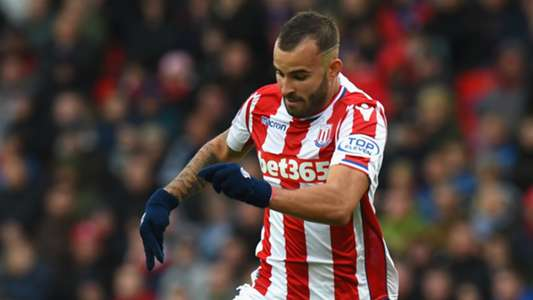 Jese Rodriguez Stoke City Premier League 12212017