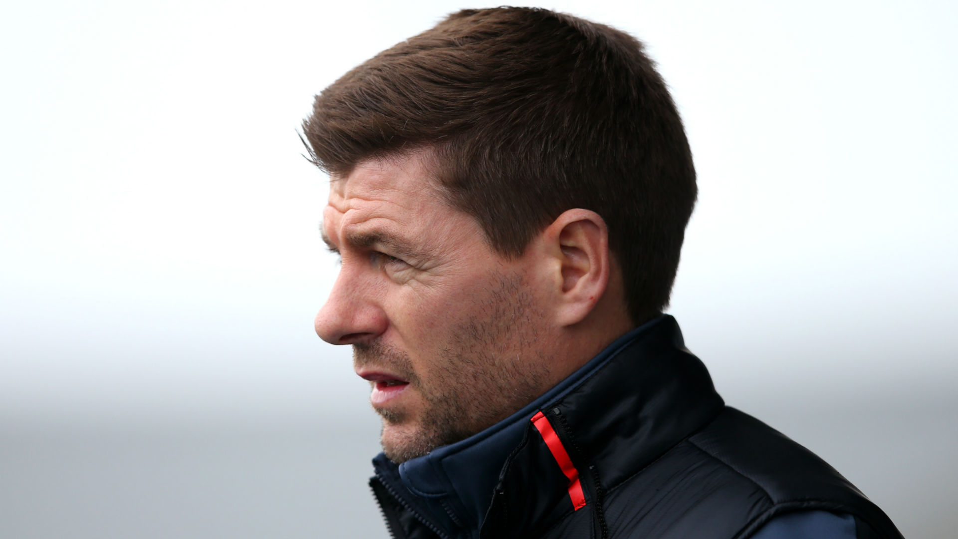 Steven Gerrard UEFA Youth quarterfinal