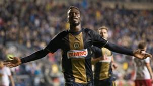 CJ Sapong MLS Philadelphia Union 05062017