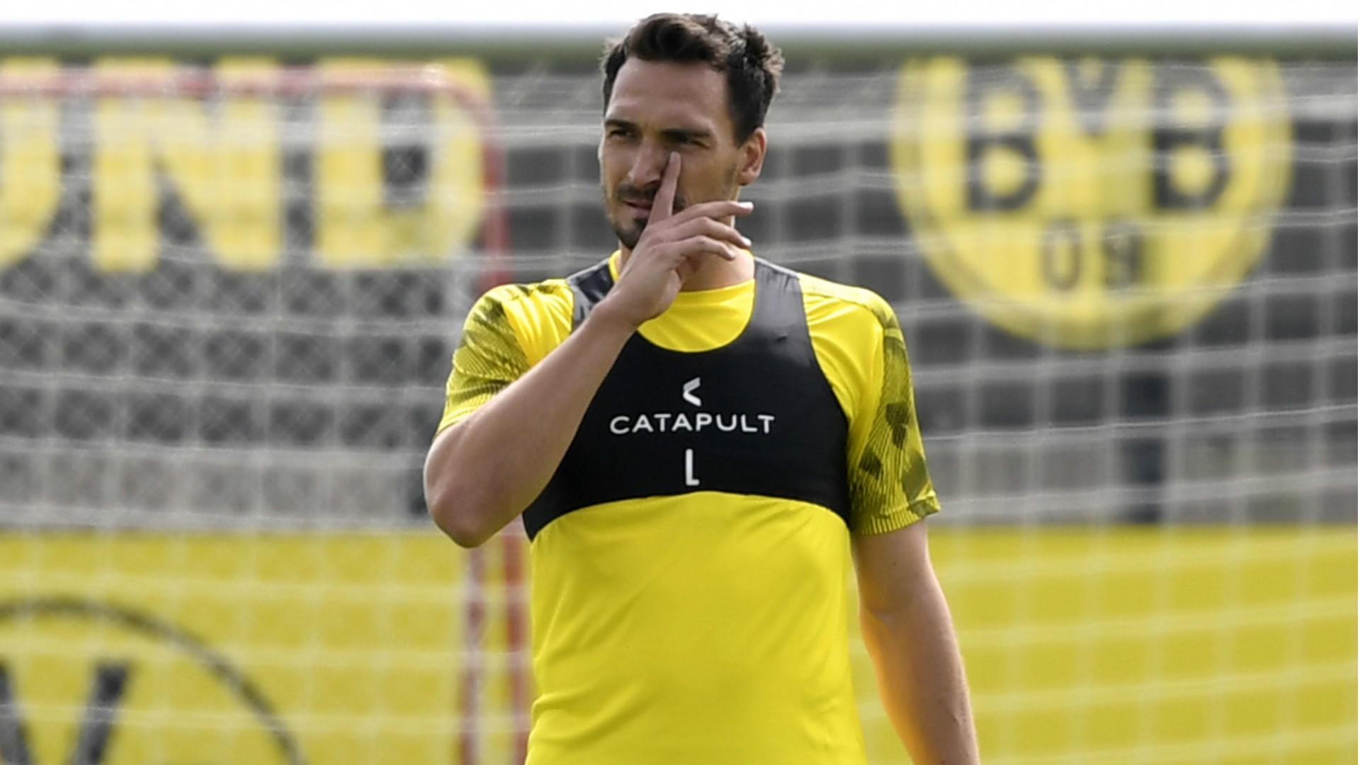 Mats Hummels Borussia Dortmund 2019