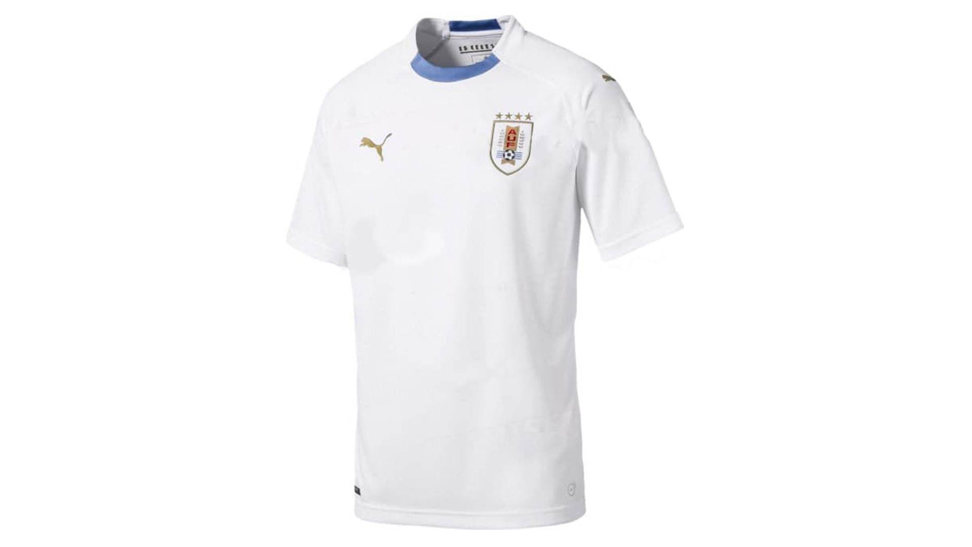 Uruguay Camiseta Alternativa Away Jersey 2018
