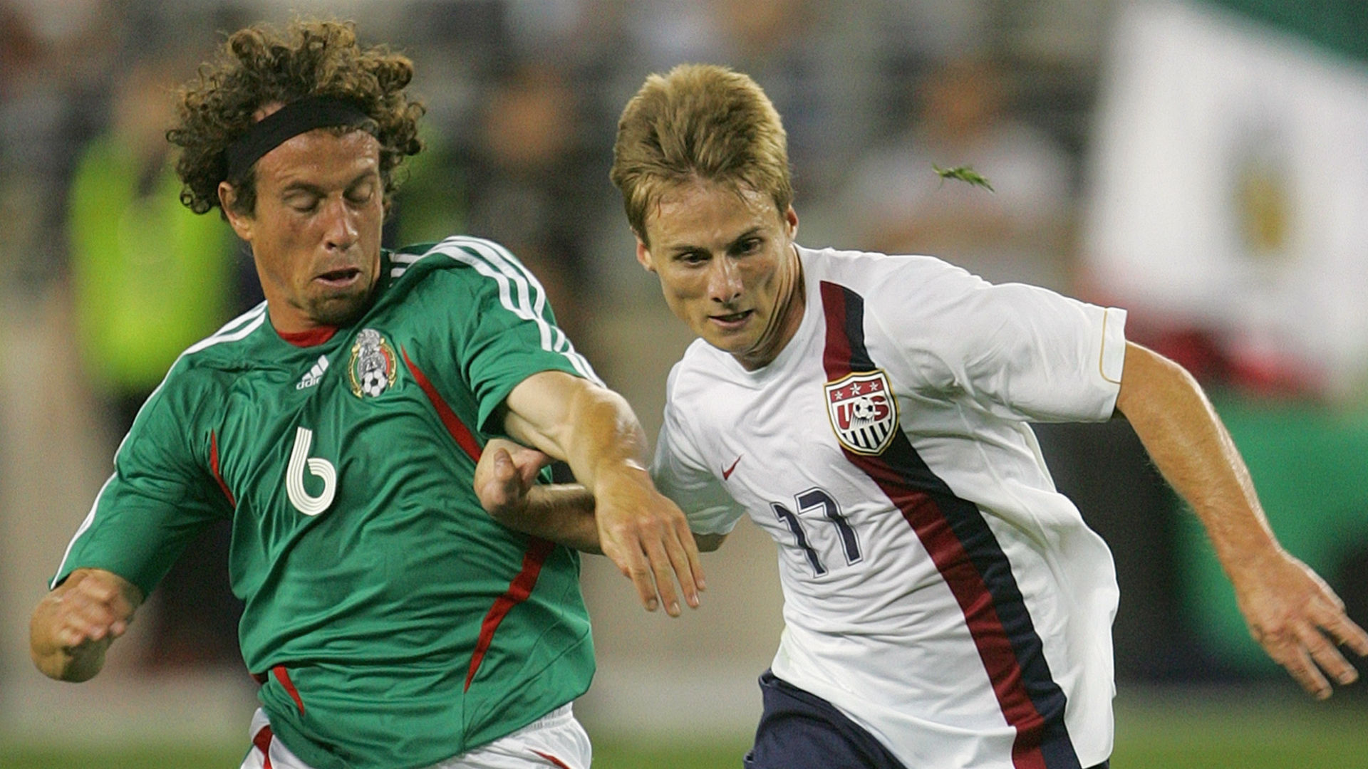 USA vs. Mexico Feb. 7, 2007