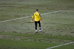 Rasen Spielfeld Platz Dortmund