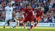 James Milner Liverpool 120717
