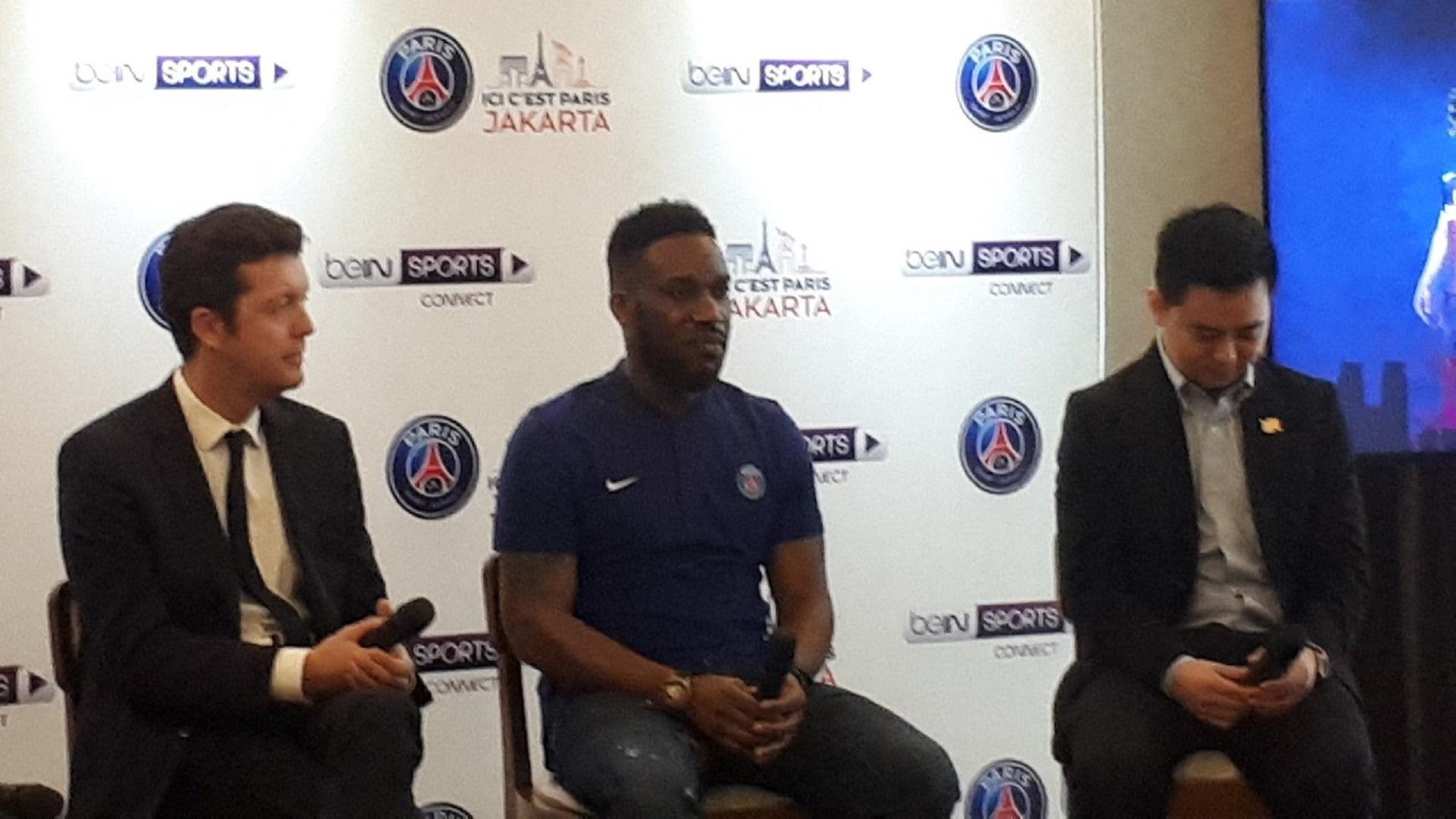 Paris Saint-Germain - Jay Jay Okocha