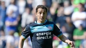 Andrés Guardado, FC Groningen - PSV, Eredivisie 05072017