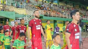 Brendan Gan, Robert Cornthwaite, Perak