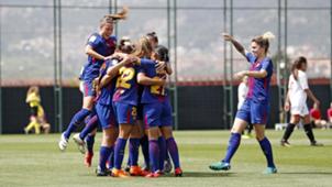 Barcelona Sevilla Liga Iberdrola