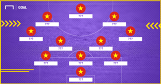Vietnam XI vs Jordan 3-2018