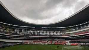 Estadio Azteca wide shot Mexico