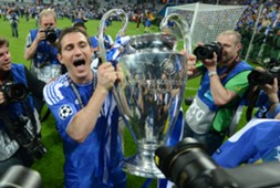 Frank Lampard, Chelsea, Champions League 2012, Munich