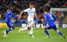 Richarlison Leicester Everton Premier League 8 round | 06102018