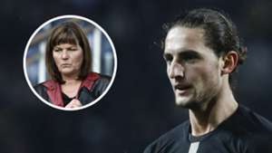 Adrian Rabiot mother PSG
