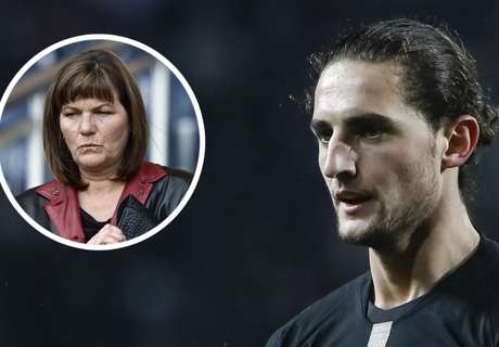 'Adrien is a prisoner!' - Rabiot's mother lashes out at PSG