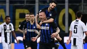 Nainggolan Inter Juventus Serie A