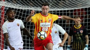 Santos Gerson, Fabio Lucioni, Benevento, Roma, Serie A, 20092017