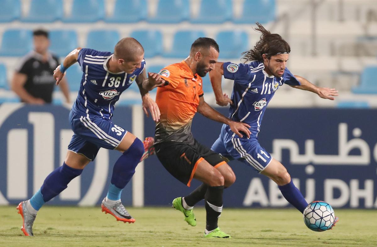 Al Quwa Al Jawiya Al Wahda AFC Cup