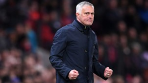Jose Mourinho Manchester United Premier League 061018